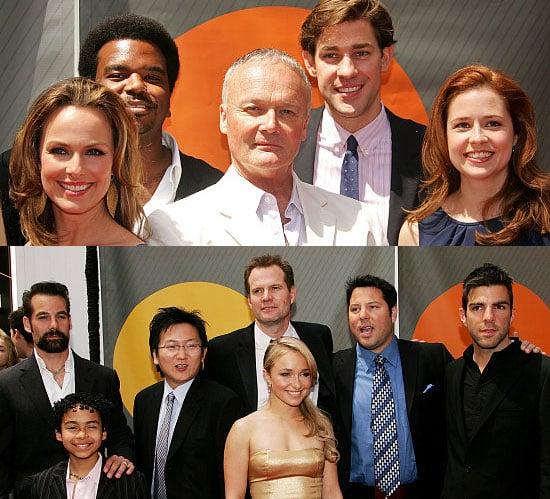 The Stars of NBC Today, The Stars of NBC Tomorrow