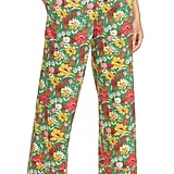 Ban.do Emerald Super Bloom Leisure Pants