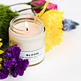 Bloom Hand Poured Soy Wax Candle
