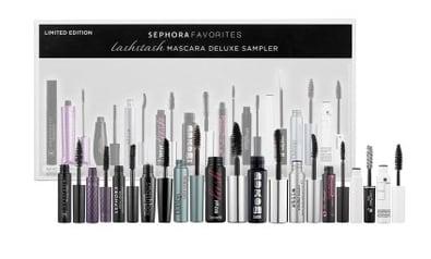 Wednesday Giveaway! Sephora Lashstash Mascara Deluxe Sampler