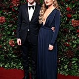 Alex Lawther at the 65th Evening Standard Theatre Awards