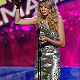 Taylor Swift at the 2008 American Music Awards
