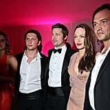 Celebs Attend The Inglorious Basterds Premiere After Party
