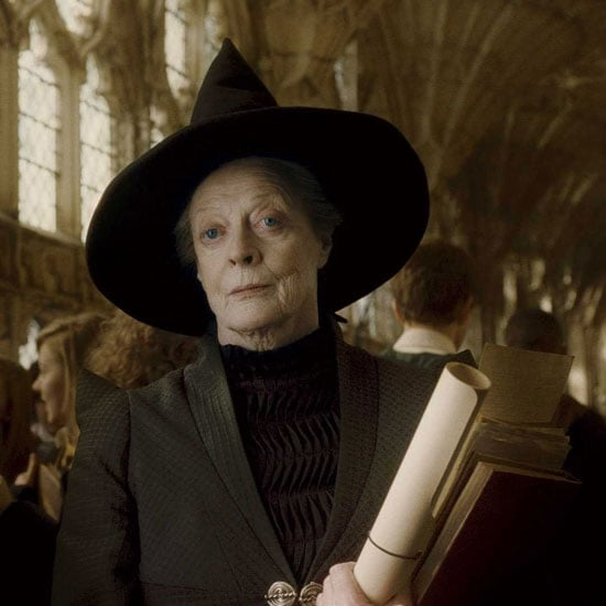 minerva mcgonagall on punctuality of the most badass quotes