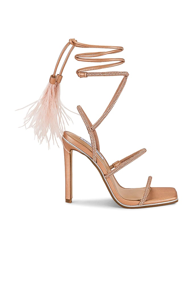An Embellished Heell: Steve Madden Upgrade Sandal