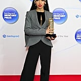 FKA Twigs at the 2014 Mercury Prize Nominations
