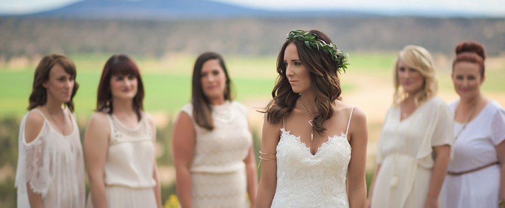 The DIY Details of This Rustic-Boho Wedding Are Simply Perfection