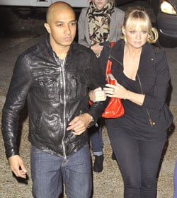 Pictures of Emma Bunton Who Is Pregnant With Her Second Child With Jade Jones