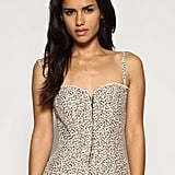 Asos Ditsy Print Corset Top ($17, originally $43)