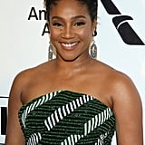 Tiffany Haddish at the 2019 Elton John AIDS Foundation Academy Oscars Party