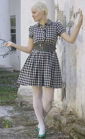 Look of the Day: Gingham Delight