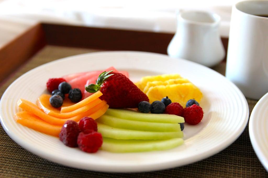 Eat fruit instead of sugar
