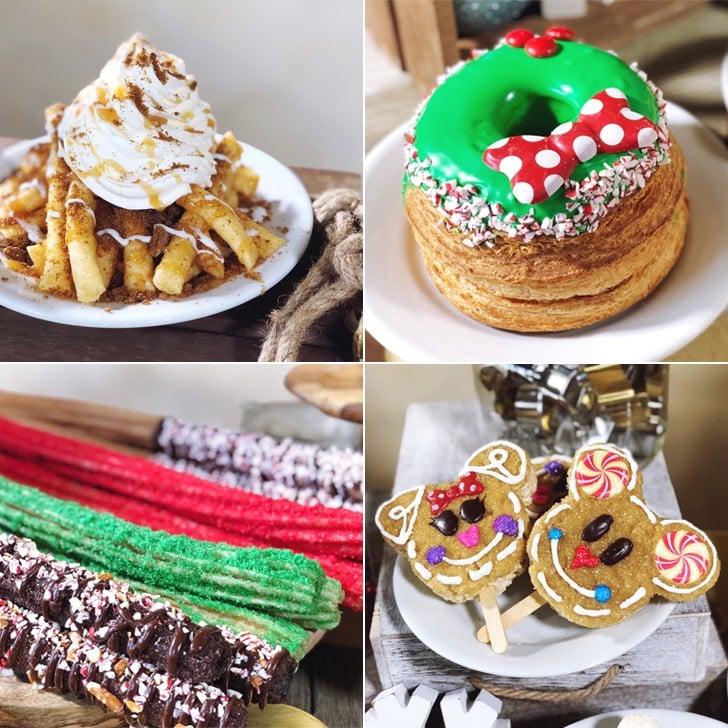 Christmas Food at Disneyland 2018