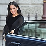 Meghan Markle Closing Her Car Door Twitter Reactions