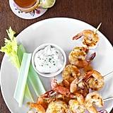 Season Shrimp Off the Grill