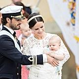 Princess Sofia of Sweden and Prince Alexander