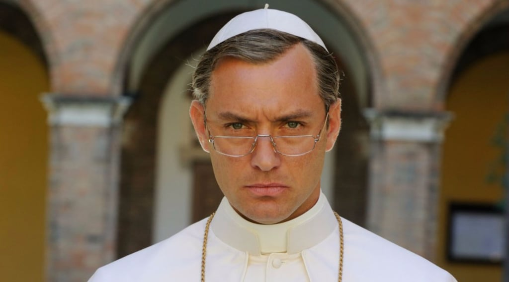Best Young Pope HBO Twitter Memes