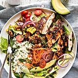 Grilled Hawaiian Chicken Salad