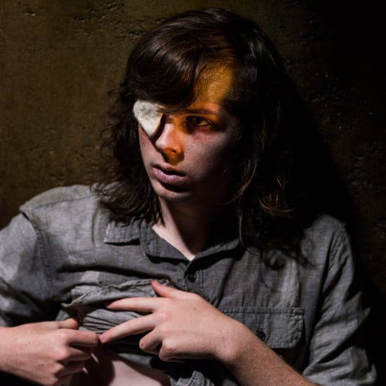 Quotes About Carl's Death on The Walking Dead 2018