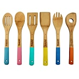 Berghoff Bamboo 6-Piece Kitchen Spoon Set