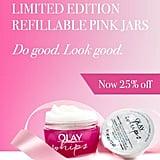 Limited Edition Regenerist Pink Ribbon Whip