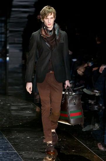 Milan: Gucci Men's Fall 2010