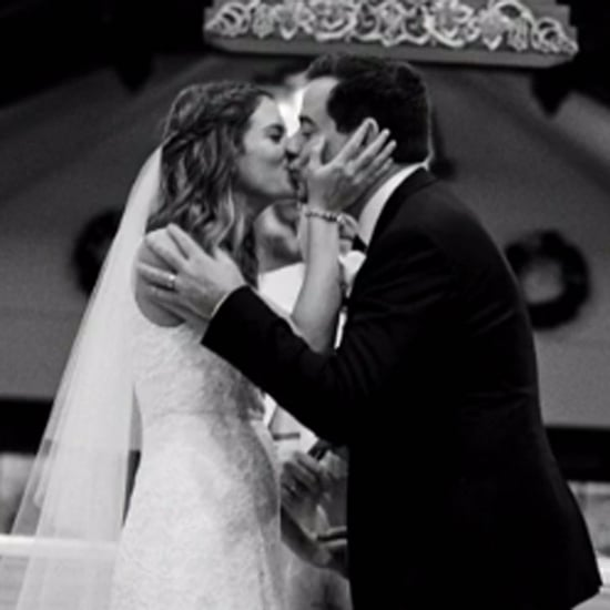 Carson Daly Shares Wedding Photos