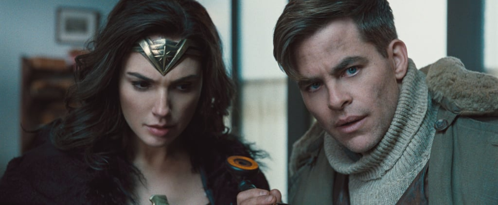 This Wonder Woman Scene Was Entirely Improvised — and Now We Need to See It Again