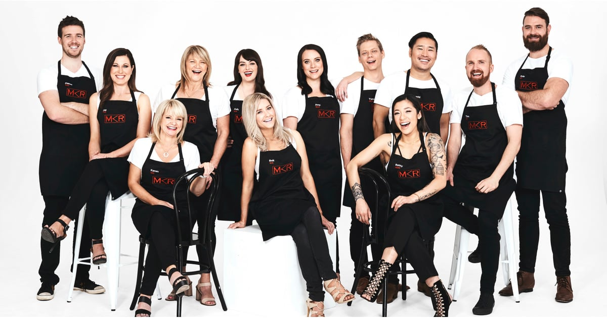 Bec And Ash My Kitchen Rules