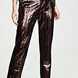 Le Superbe Sequin Chino Pants