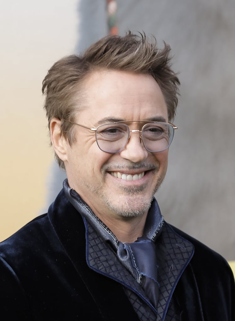 Robert Downey Jr. at the Dolittle Premiere in LA