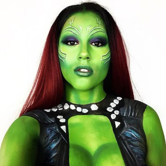 Marvel Avengers Halloween Makeup