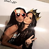 Demi Lovato Birthday Party 2017