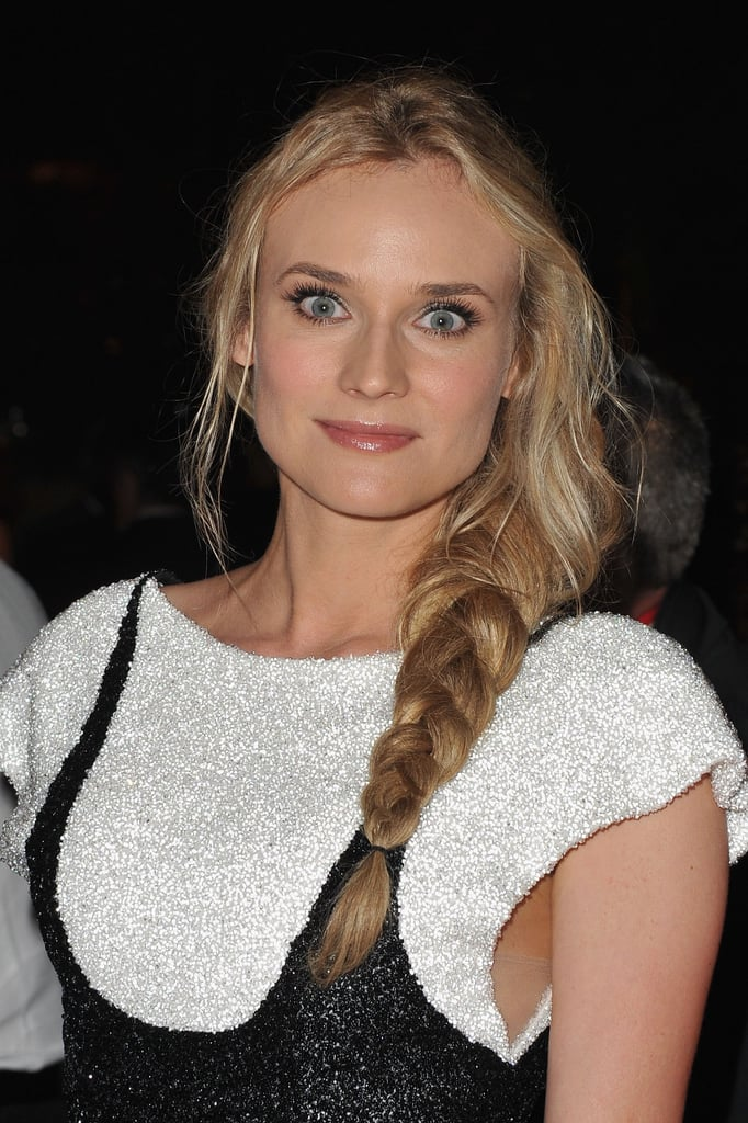 Diane Kruger at the Venice Film Festival opening night dinner.