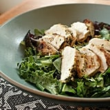Grilled Chicken Salad With Sherry-Herb Vinaigrette
