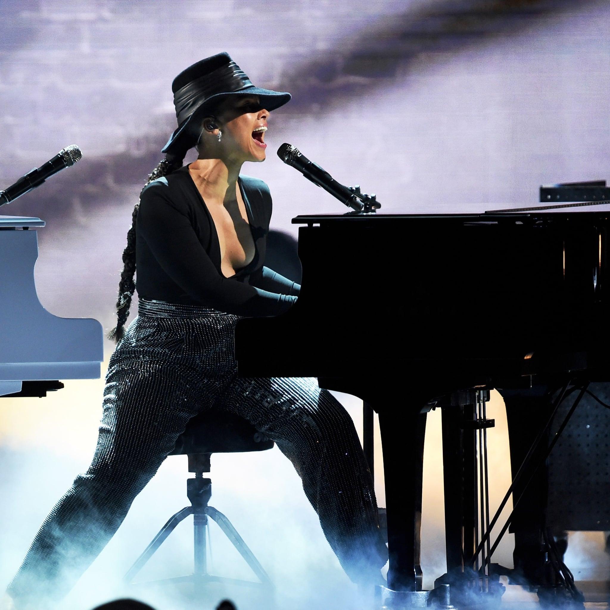 Alicia Keys If I Ain T Got You Audio Download best alicia keys performances  popsugar entertainment