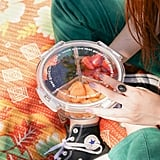 Graphic Glass Food Storage Container