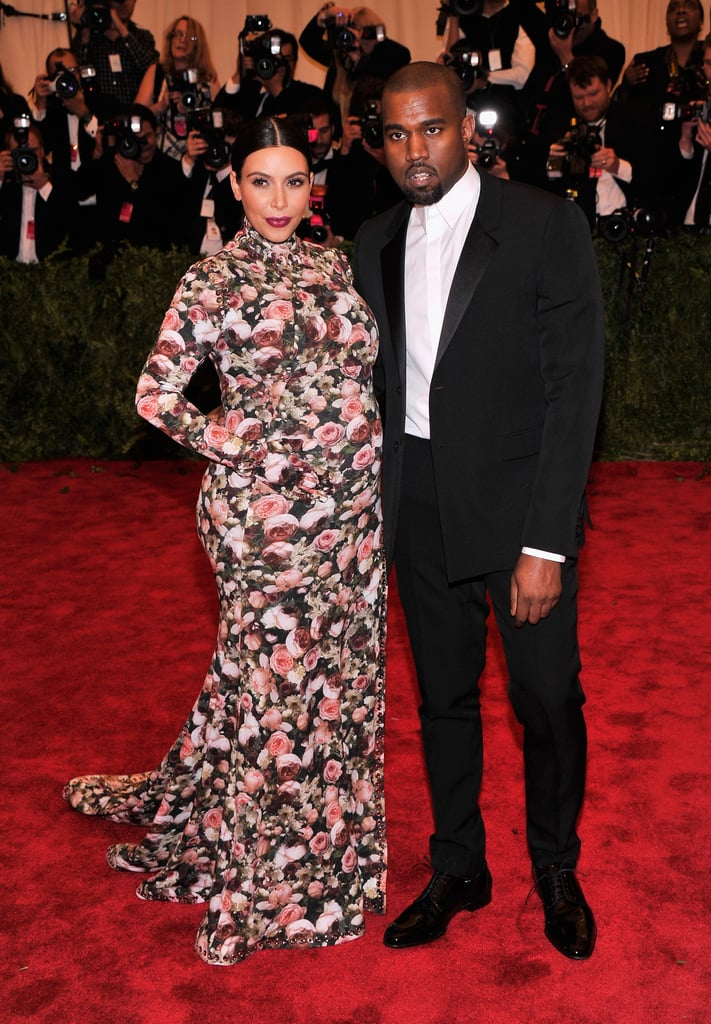 Kim Kardashian at the 2013 Met Gala