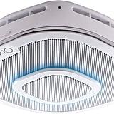 Alexa Enabled Smoke Detector and Carbon Monoxide Detector Alarm