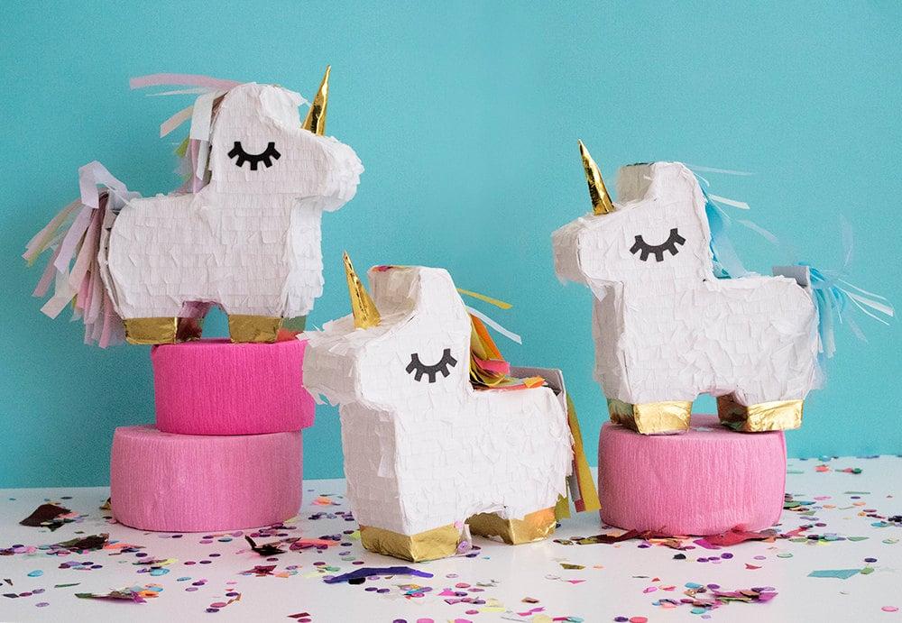 Unicorn Piñatas ($14)
