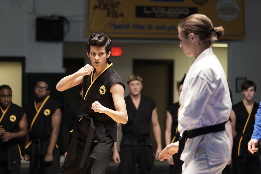 Cobra Kai, Seasons 1 & 2 | New Original TV Shows on Netflix in August 2020  | POPSUGAR Entertainment UK Photo 24