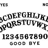 Decorative Vinyl Ouija Board Wall Sticker