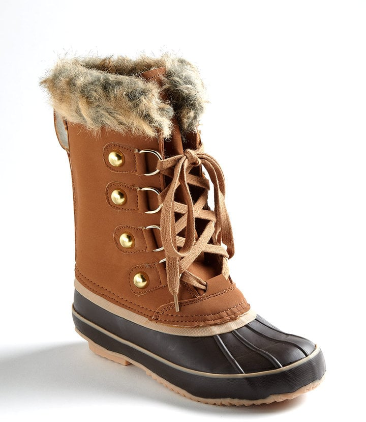 Fashionable, Functional Winter Shoes
