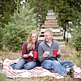Have Your Shoot at a Christmas Tree Farm