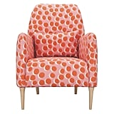 Daborn Spotty Armchair