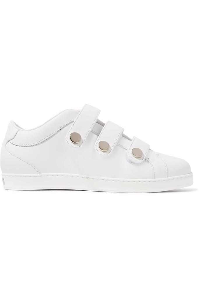 Jimmy Choo Leather Sneakers