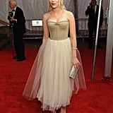 Scarlett Johansson at the Met Ball, 2008
