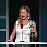 Jennifer Aniston's Speech at the SAG Awards 2020 Video