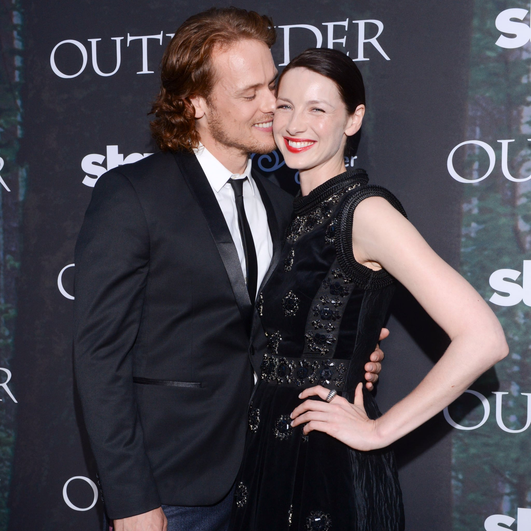 Sam Heughan's Celebrity Friends | POPSUGAR Celebrity