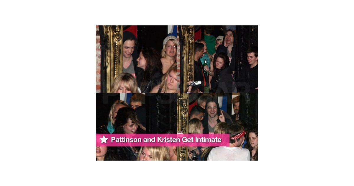 Exclusive Photos Of Twilight S Robert Pattinson And